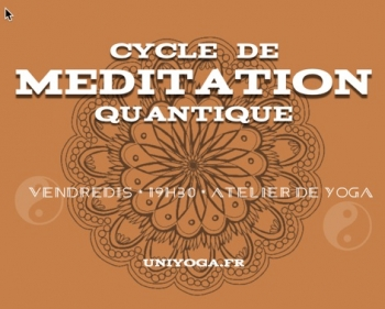 Cycle de méditation