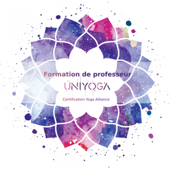 Formation Professeur de Yoga 360