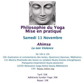 Philosophie du Yoga
