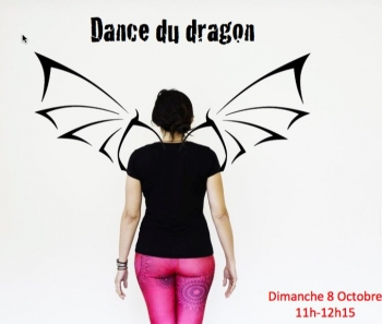 Danse du Dragon - 8 oct à 11h
